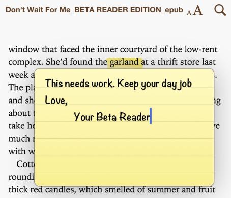 Beta Reader _1