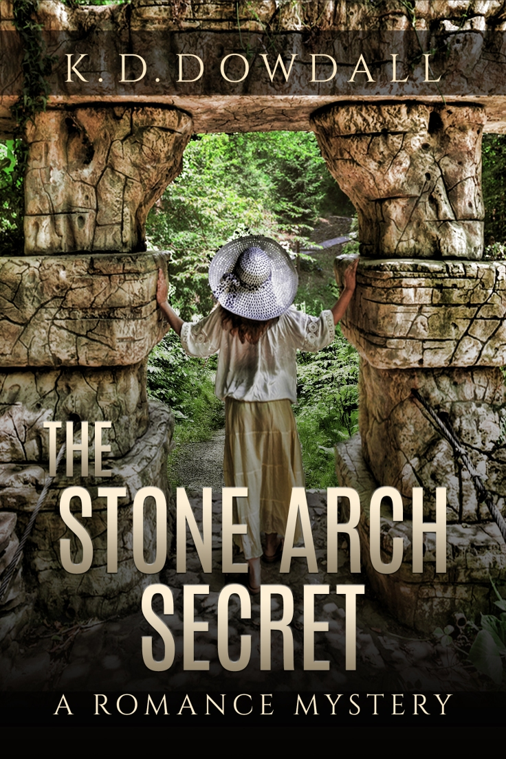 The Stone Arch Secret Cover