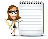 businesswoman-notepad-5403017