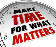 make-time-what-matters-words-clock-representing-importance-making-priorities-things-important-31479025